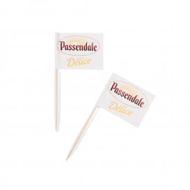 cheese skewer Passendale Délice